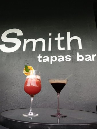 Strathalbyn, Avustralya: Smith Tapas Bar