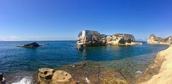 Parco Sommerso di Gaiola Area Marina Protetta: gaiola