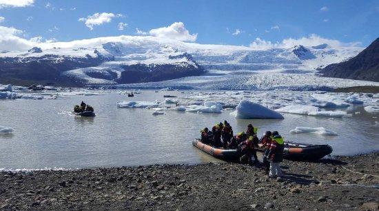 Fjallsarlon Iceberg Lagoon Boat Tour