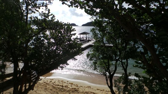 Speyside, Tobago: The Jetty