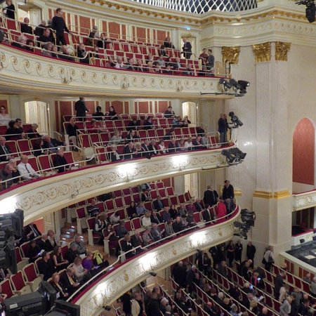 german state opera deutsche staatsoper berlin tyskland. Black Bedroom Furniture Sets. Home Design Ideas
