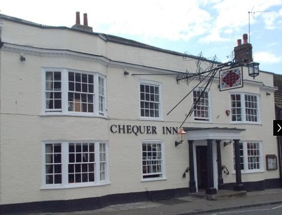 Steyning, UK: Chequer Front