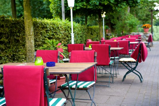 Seevetal, Germany: Biergarten