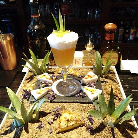 Cocteleria La Sastreria Gin Club