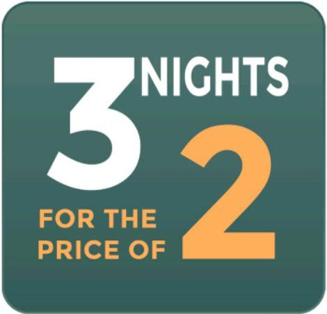 Kingston, UK: 3 nights for the price 2 ends february