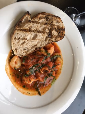 Ballycastle, UK: Prawns