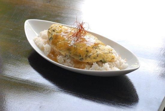 Tokashiki-son, Japan: Canoe Omelet