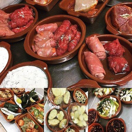 Bilzen, Belgium: winter BBQ aan tafel vanaf 2 personen