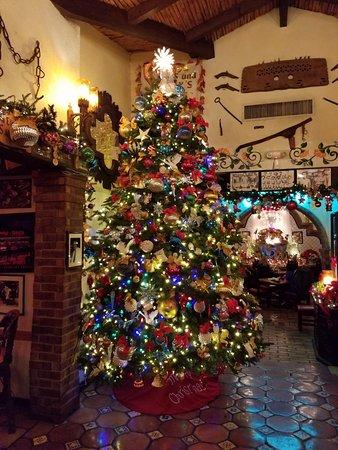 carlos mickeys huge christmas tree