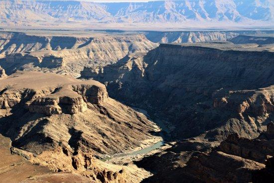 Sense of Africa - Day Tours: Fish River Canyon Namibia