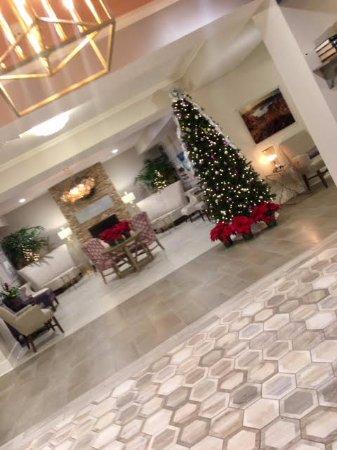 Clemson, Carolina del Sud: Lobby