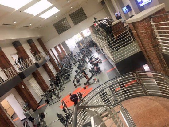 Clemson, SC: Workout Facility