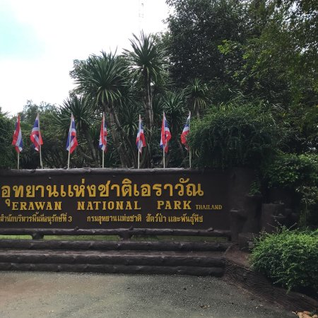 Hotels Near Erawan National Park