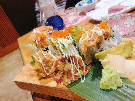 不錯的日本料理!