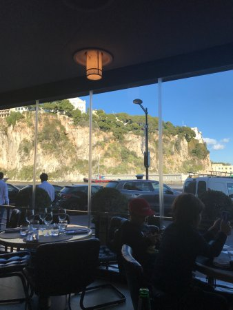 Fontvieille, Monaco: Great food and feel