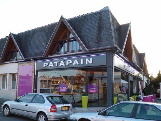 Montlucon, Francia: Restaurant Patàpain de Montluçon Saint-Jean