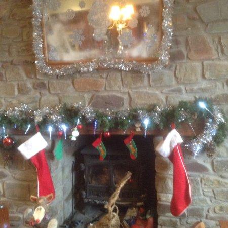 Merthyr Tydfil, UK: Merry Christmas
