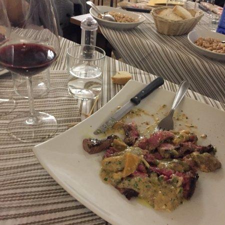 Montecatini Val di Cecina, Italy: Cena amici