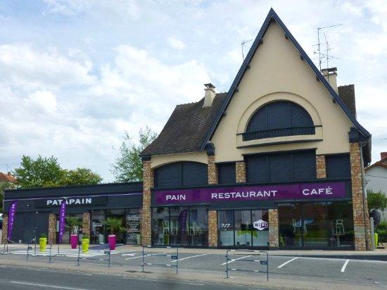 Montlucon, Francia: Restaurant Patàpain de Montluçon Jules Guesde