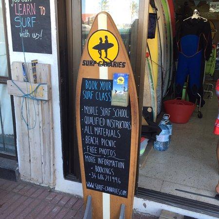 Surf Canaries Surf School: photo0.jpg