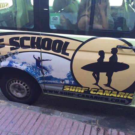 Surf Canaries Surf School: photo1.jpg