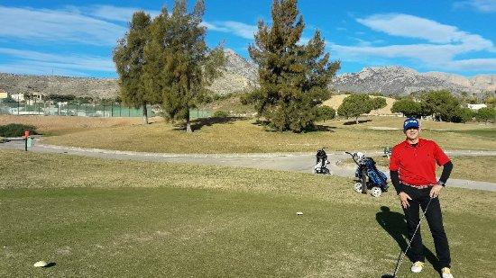 Villaitana Golf