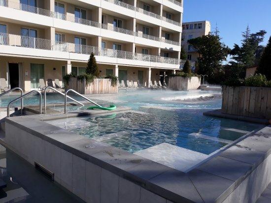 Piscina termale foto de hotel mioni pezzato abano terme tripadvisor - Hotel mioni pezzato ingresso piscina ...