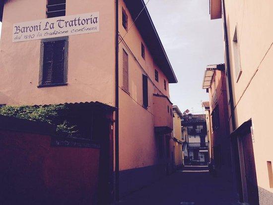 Romano di Lombardia, Italia: Baroni la Trattoria