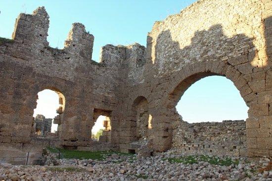 Serik, ตุรกี: Ancient city of Aspendos