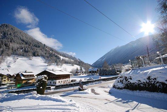 Ромоос-Унтерталь, Австрия: Traum- Winter im Untertal - Landalm