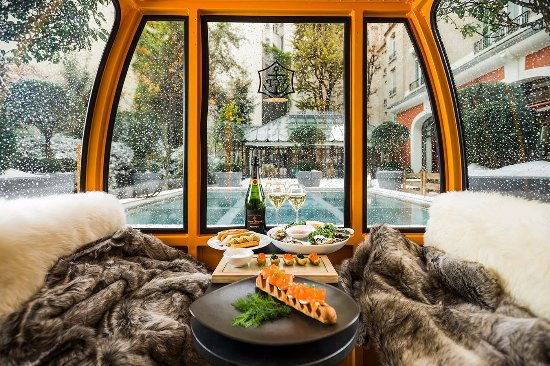 Winter gastronomic specialties - Picture of Le Royal Monceau-Raffles ...
