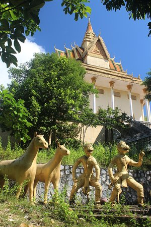 Kep, กัมพูชา: Pagode
