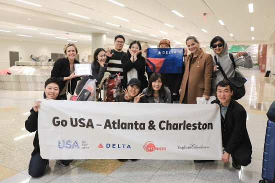 Atlanta, GA: Go USA Group!