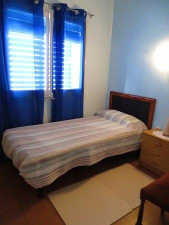 Sant Pol de Mar, إسبانيا: Habitación individual 23€