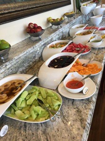 The Table Bay Hotel: Breakfast