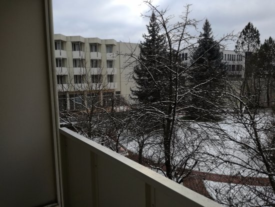 Holiday Inn Munich-South: Terraza