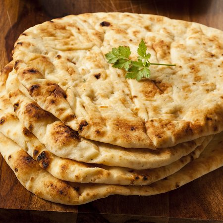 Walla Walla, WA: A variety of Naan (Indian breads) are available.