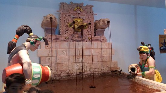Estepa, Ισπανία: Willy Wonka estepeño.