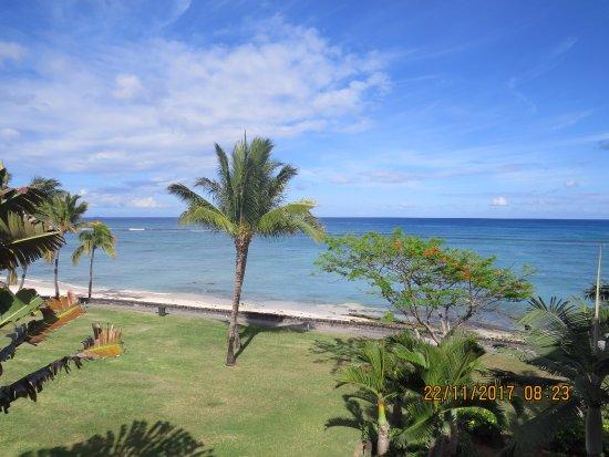 Le Meridien Ile Maurice: vista do quarto