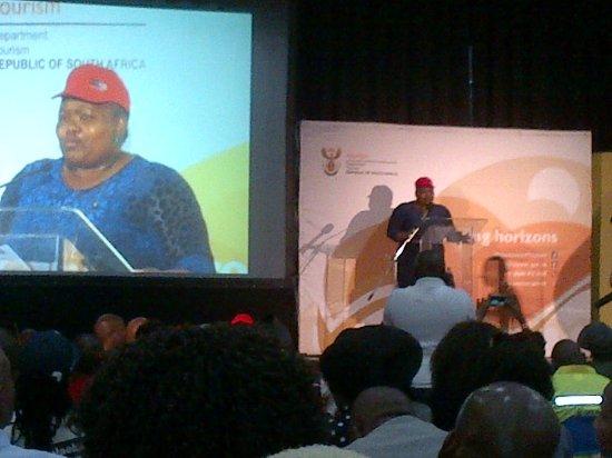 Midrand, South Africa: MEC OF COMMUNITY SAFETY - GAUTENG