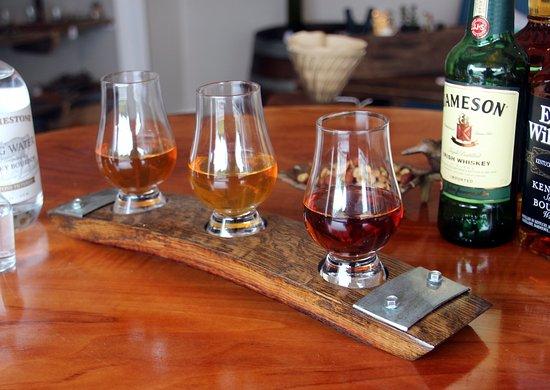 Hampton, VA: Barrel-Art Premium Whiskey Flight
