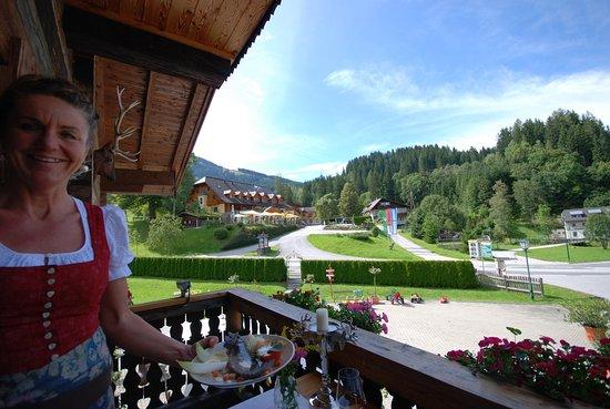 Ромоос-Унтерталь, Австрия: Eva unser Servier- Star ****