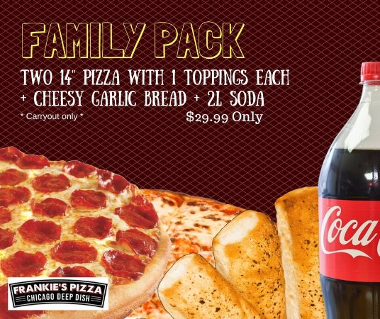 Elk Grove Village, IL: Family Pack