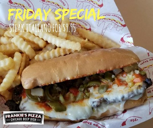 Elk Grove Village, IL: Friday special