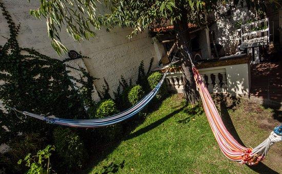 Jardin foto de chulla hostel cultural quito tripadvisor for Location jardin 78