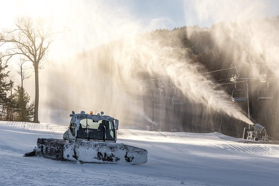 Princeton, MA: 100% snowmaking and an expert grooming team