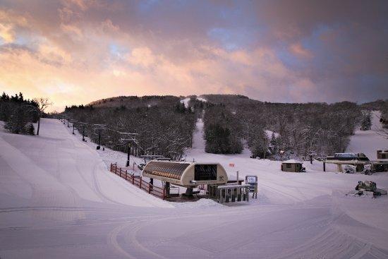 Princeton, MA: Morning views