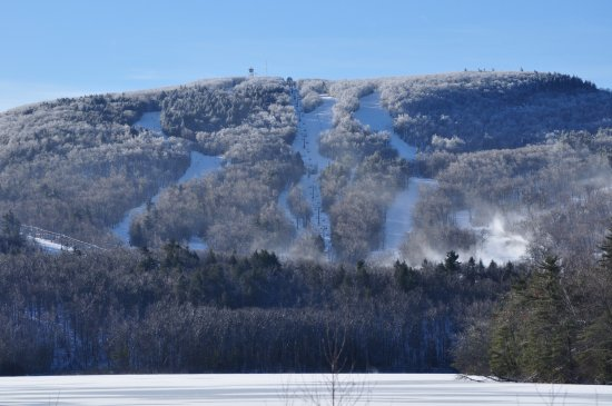 Princeton, MA: Mountain view from Rt. 140