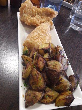 Icelandic Fish & Chips: fish & chips