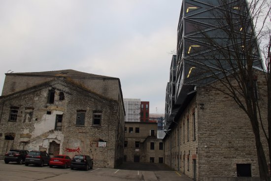 Rotermann Quarter: Квартал Ротерманнa